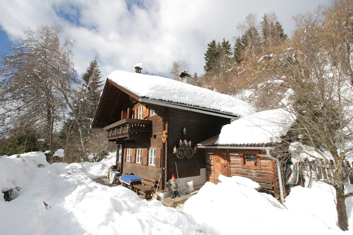 Mountain View Chalet in Gaimberg near Forest