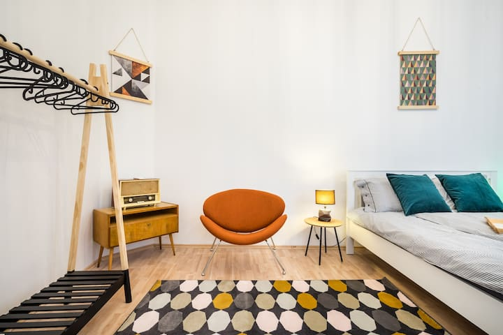 Home of Lively Colors with A/C