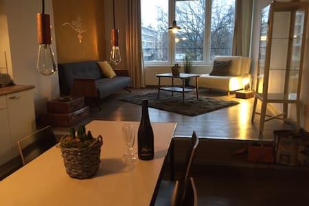Apartment: 't Maske-2 : near the MAS - Antwerpen - Apartmen