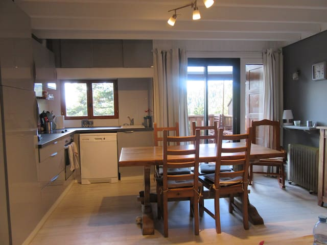 Chalet 6 pers Puyvalador