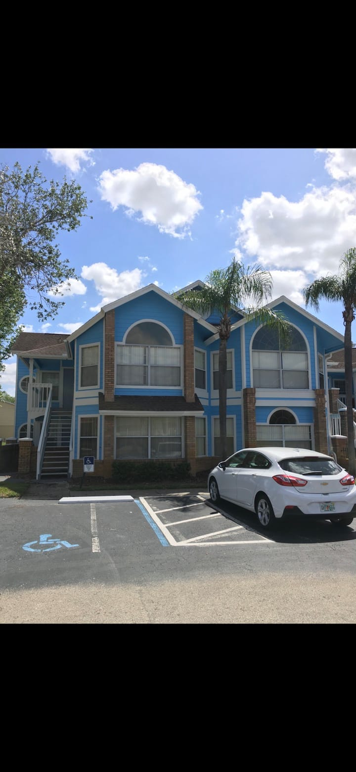 Disney Kissimmee FL Private Condo 3 bdr 2 bath