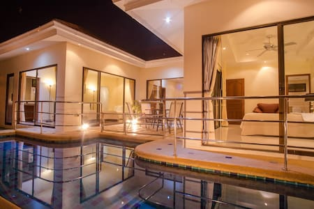 Avoca 2bdr villa with private pool and jacuzzi 65 - Muang Pattaya