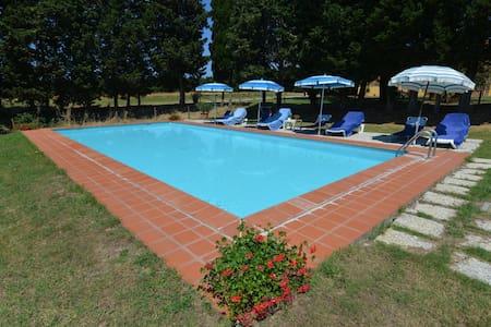 Appartamento charme in oasi naturale Toscana - Collesalvetti