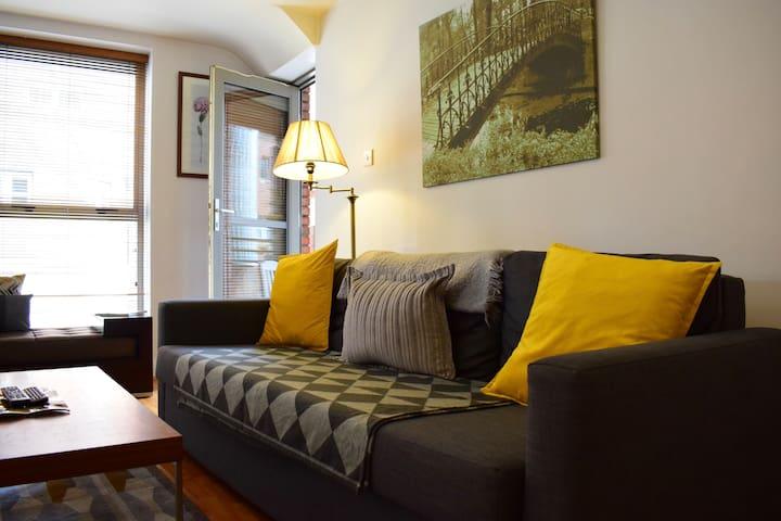 Sophisticated City-Centre Apartment, Dublin
