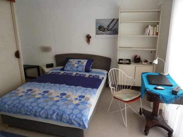 Nice bedroom with bathroom/lavatory for own use