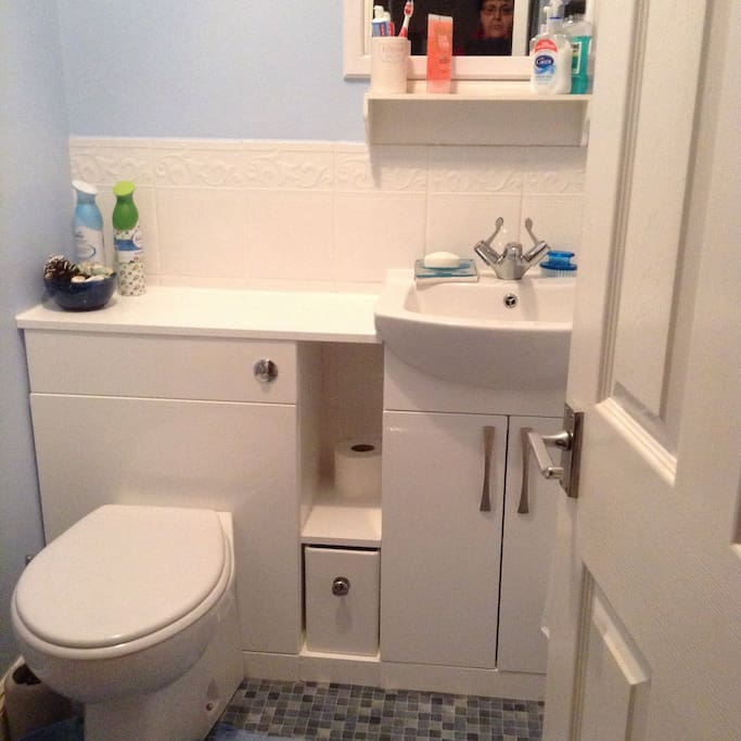 Newly Fitted Bathroon
