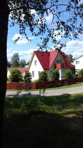 Summer house in Ignalina