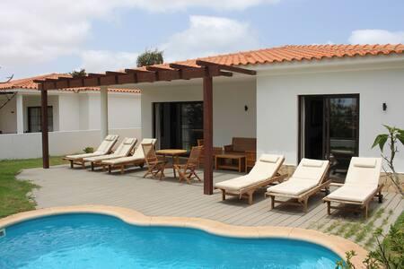"""Beachfront villa """"Tortuga"""" private pool & Seaview"""