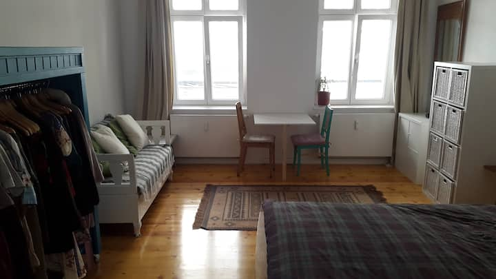 Spacious Room In The Heart of Friedrichshain