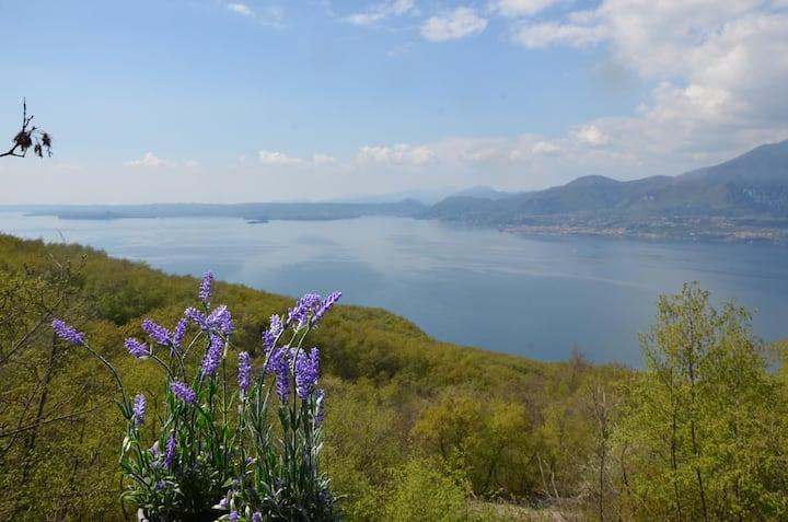 Oasi tra lago di Garda e M.te Baldo