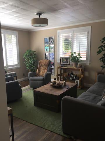 Comfortable Room in Sugarhouse