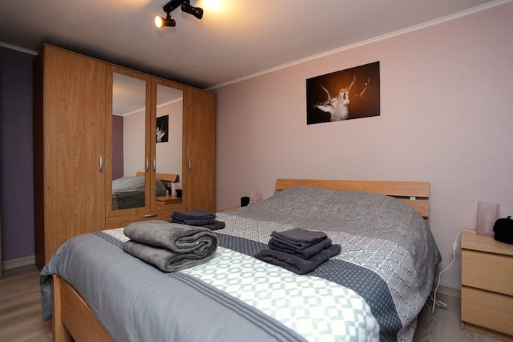 The Cozy Nest Francorchamps- Gite 1km from circuit