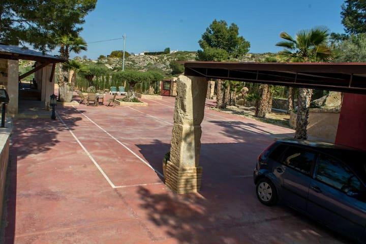 Chalet en Murcia muy tranquilo. - Zeneta - Bungalo