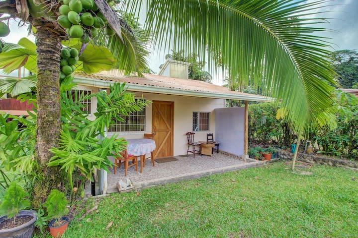 Cozy Costa Rican home w/ volcano views, enclosed yard - close to fun activities!