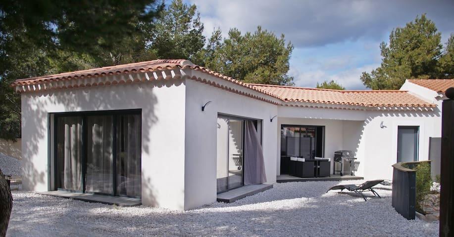 La maison de Mélissa