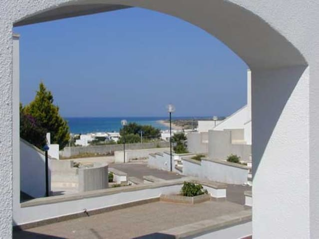 One-room apartment 500 metres from the sea 1st fl