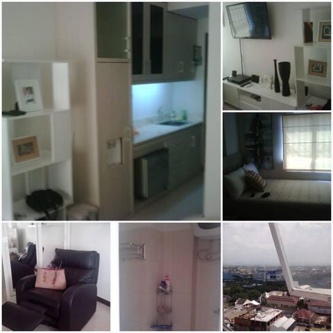 Apartemen Dini