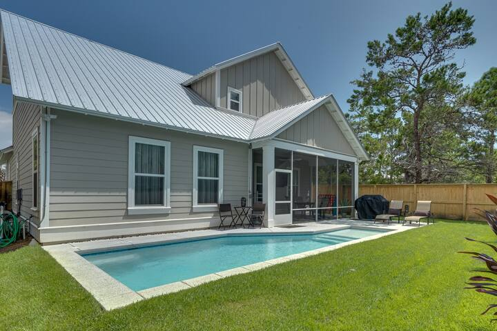Sandpiper Cottage: Private Pool in a Gated Community! 🏊