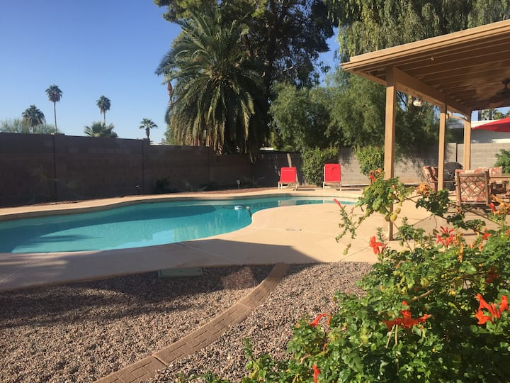Fun in the sun in Scottsdale Exceptional location