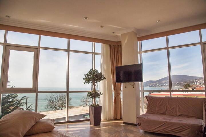 для любителей моря и солнца- Black Sea Hotel