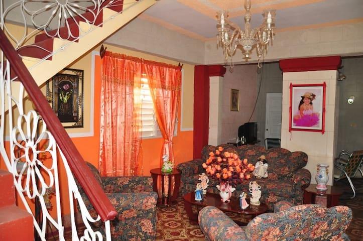 Hostal Yuly Habitacion # 1