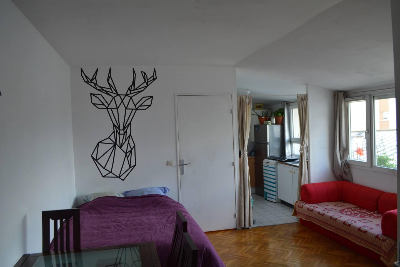 Un appartement lumineux et agréable