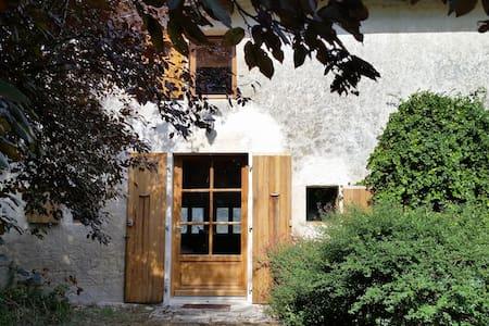 La Petite Maison du Poitou, à la campagne - Périgné - Rumah