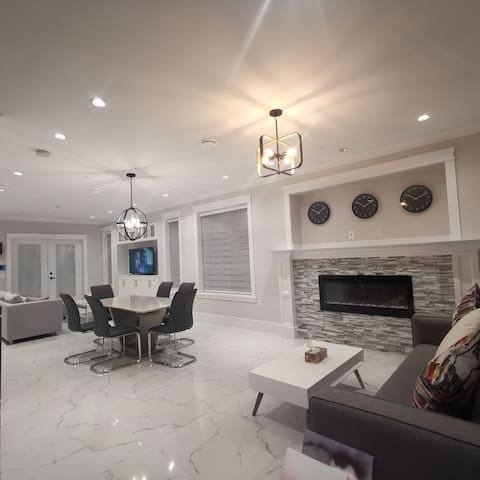 STYLISH Brand New House near Downtown Vancouver