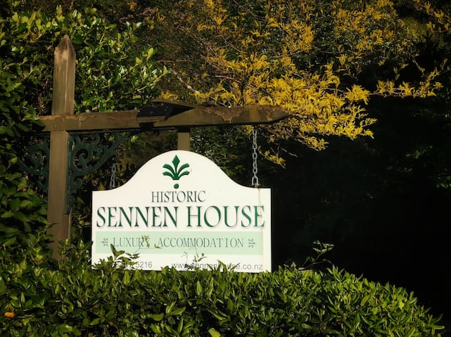 Sennen House Boutique Bed and Breakfast.