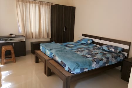 Stylish Fully Furnished Single Bedroom Studio - Bengaluru
