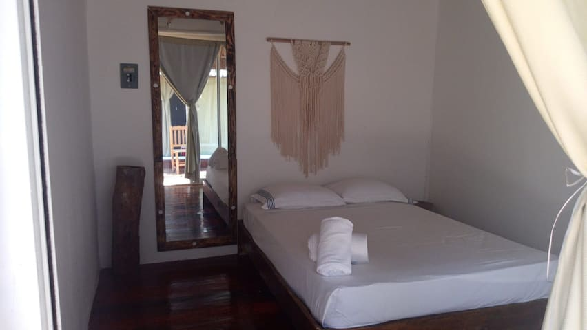 Tulum Private Room Beach Road 3