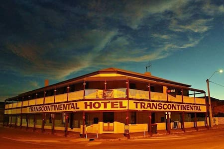 Transcontinental Hotel Quorn Room 20