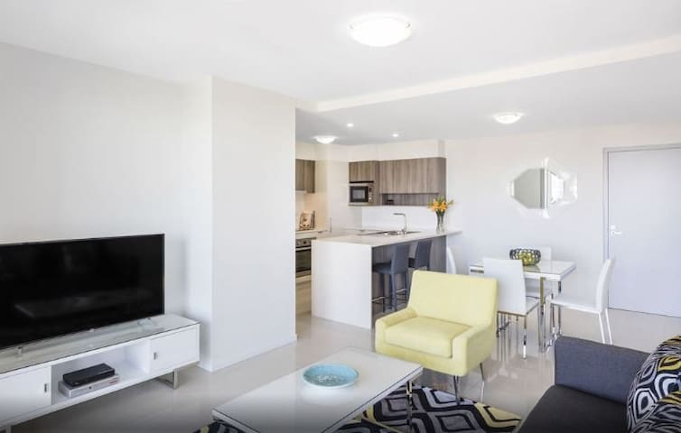 Modern Apartment in Woolloongabba - Woolloongabba - Apartmen