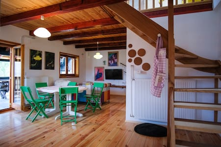 IRIS - Cosy Cottage just 45 minutes from Zagreb