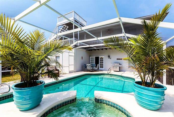 Atlantic Beach House - Flagler Beach - Haus