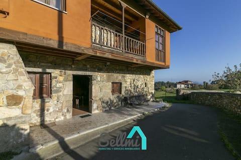 Casa rural en Loroñe, 5' playa 5' Montaña