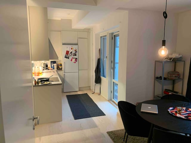 APT in Hagastaden close to Karolinska/St Eriksplan