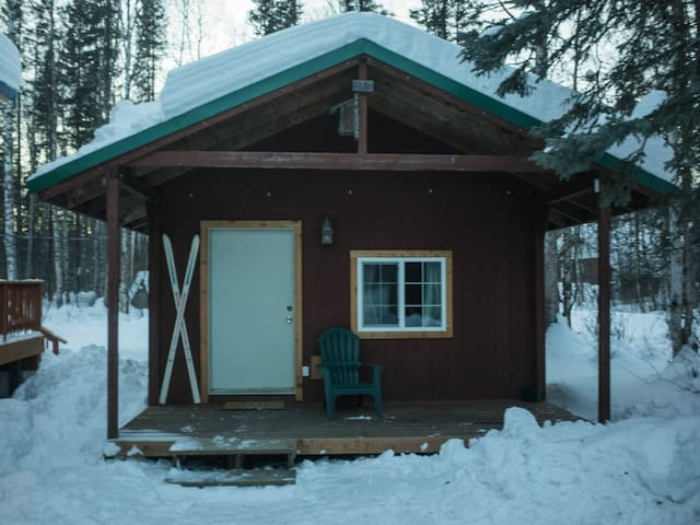 Awesome cabin in the best city in Alaska