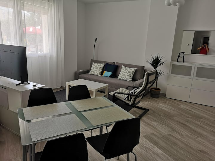 Cozy & NEW Flat to enjoy MALAGA: city and beach !
