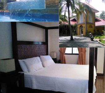 Villa Palms I - Catarman Dauis - Bed & Breakfast