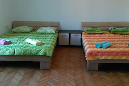 Cozy apt. for up to 4 persons with free parking