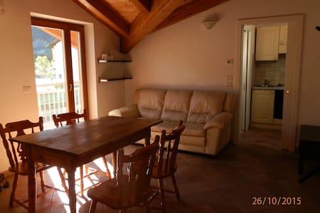 Appartamento Borgo Valsugana - Apartemen