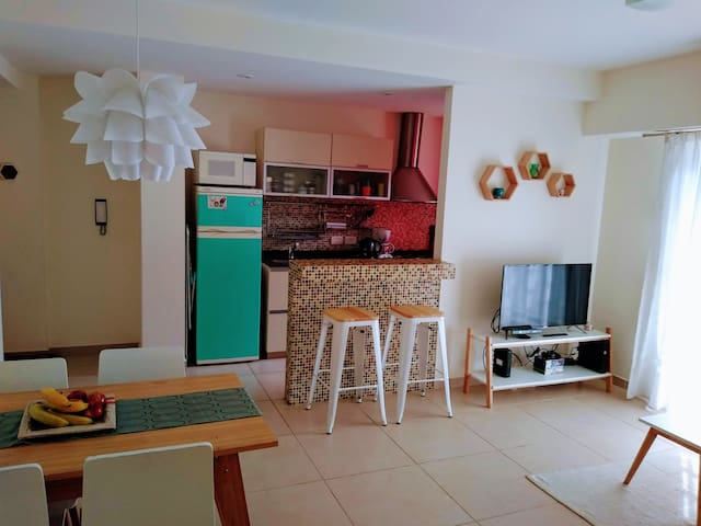 Warm and quiet one bedroom apartment in Saavedra