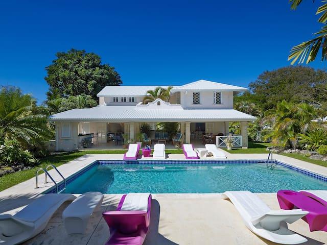 Coral House - Gibbes - Casa