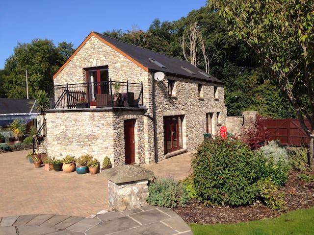Luxury barn conversion, Heritage Coast Wales