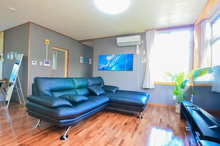 30 sec walk to the Sea!residential area☆Up to 9ppl