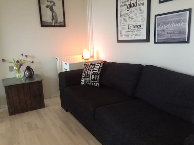 Beatifull appartment &surroundings - Nørresundby - Apartment