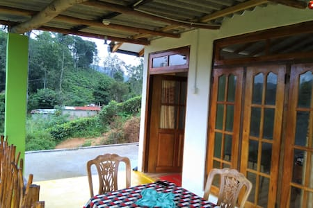 Tea Mountain Home Stay with Mountain View.........
