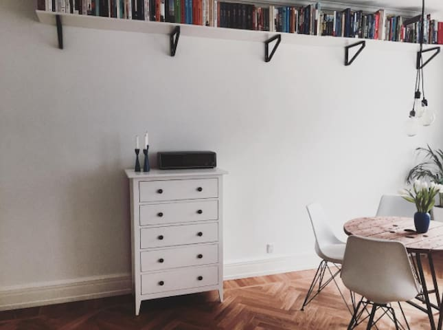Newly rennovated appartment in the heart of Aarhus - Arhus - Apartamento