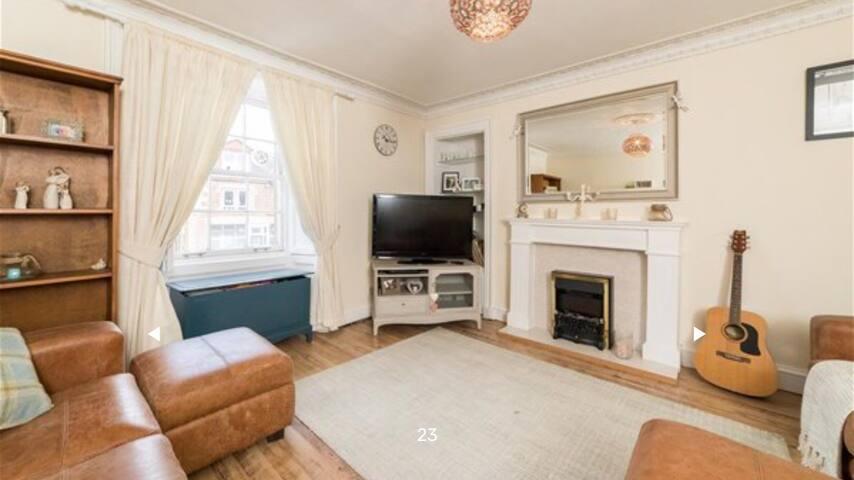 Beautiful spacious apartment